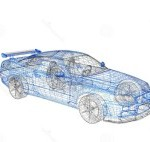 http://www.dreamstime.com/royalty-free-stock-photo-3d-concept-model-modern-car-project-image9479085